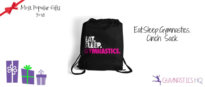 popular gymnastics gifts cinch sack