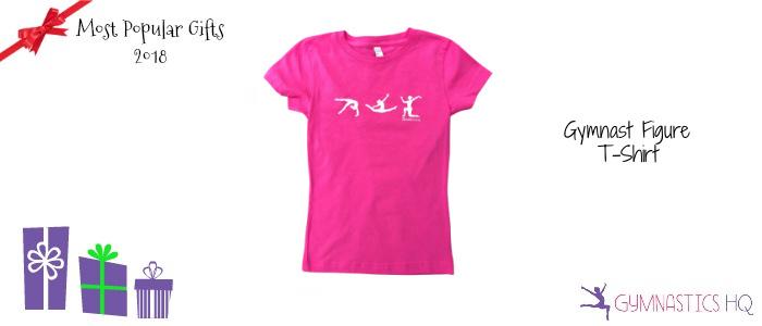 popular gifts 2018 pink figure tee