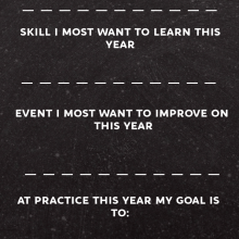 Gymnastics Instagram Story Templates to Share your Goals & More