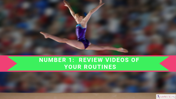 5 Things To Do After Your Gymnastics Meet, www.gymnasticshq.com
