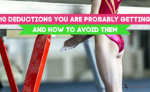 10 Deductions You are Probably Getting and How to Avoid Them
