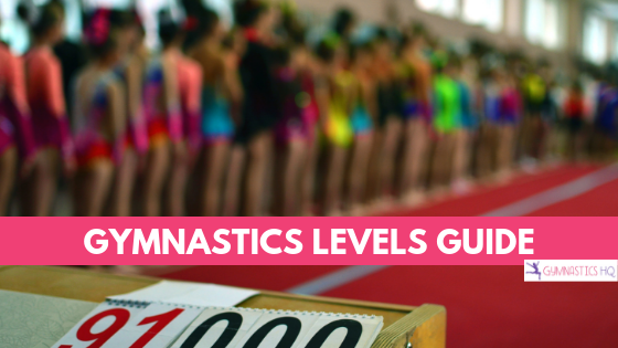 Do you need help understanding all the different levels in gymnastics? Here is a Gymnastics Levels Guide to help you figure it all out.