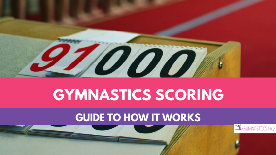 Gymnastics Scoring Guide
