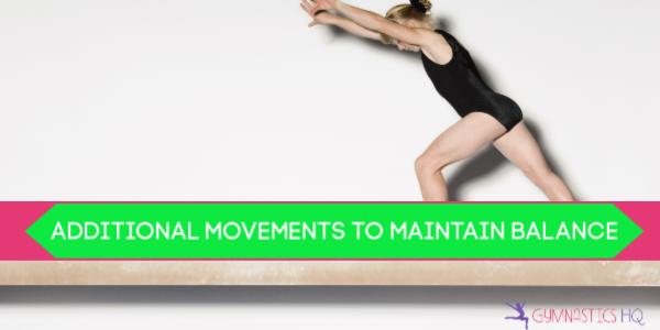gymnastics deductions additional movements