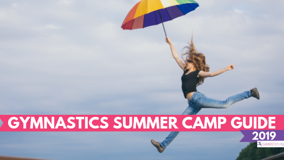 Gymnastics Summer Camp Guide 2019