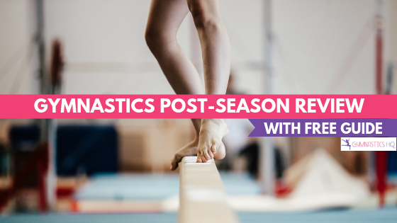 Gymnastics Post Season Review Guide