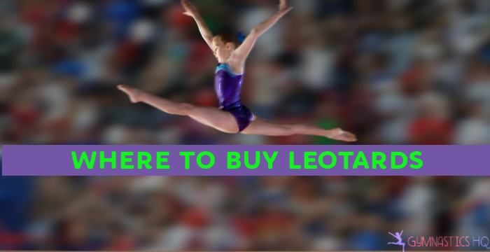 where to buy gymnastics leotards