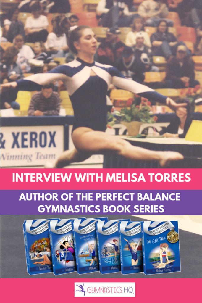 Perfect Balance Gymnastics Book series