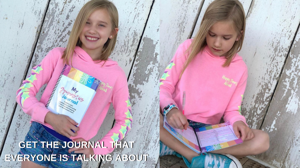 Get the newest gymnastics mindset meet journal that everyone is talking about!