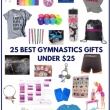 25 Best Gymnastics Gifts Under $25