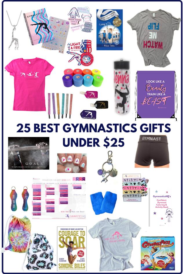 25 best gymnastics gifts under 25