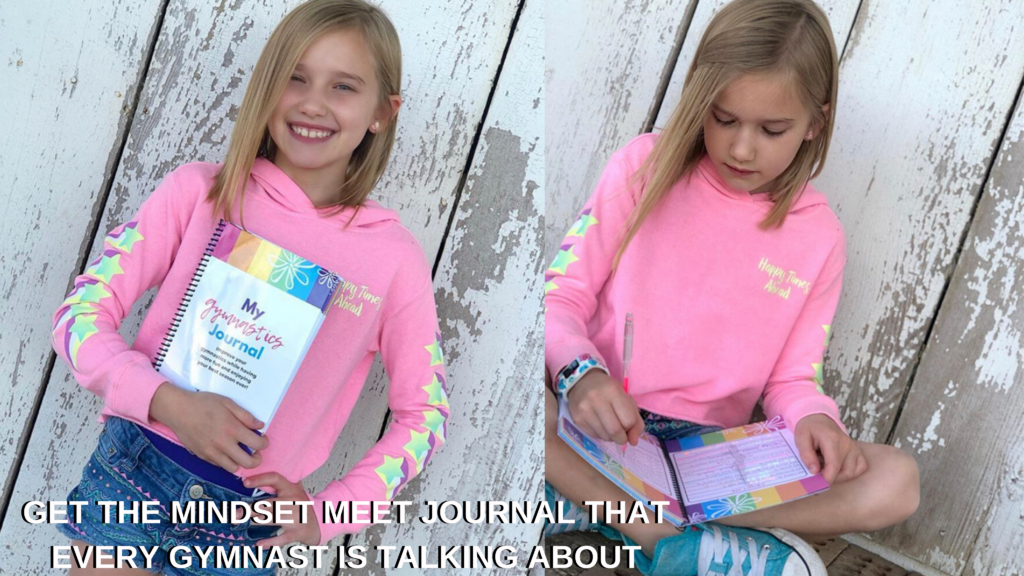 Get the Mindset Meet Journal that every gymnast is talking about!