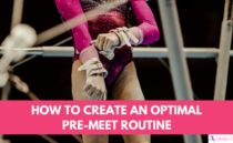 How To Create an Optimal Pre-Meet Routine