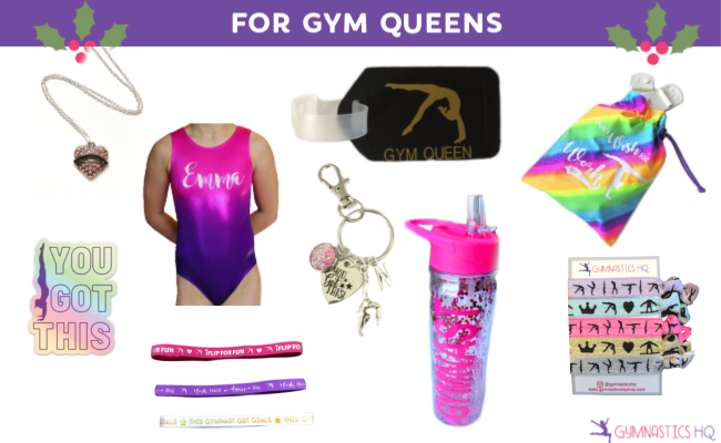 gymnastics gifts for gym queens