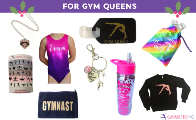 gymnastics gifts 2019 gym queens