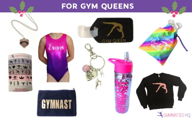 gymnastics gifts 2019 gym queens