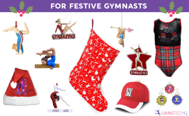 best gymnastics holiday gifts
