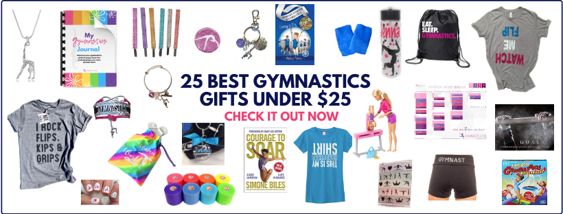 Check out the 25 Best Gymnastics Gifts Under $25 2019