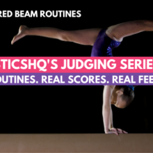 GymnasticsHQ's Judging Series Part Three – Beam Edition
