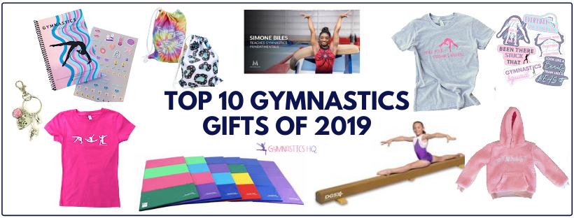 top 10 gymnastics gifts 2019
