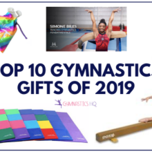 The 10 Most Popular Gymnastics Gifts of 2019