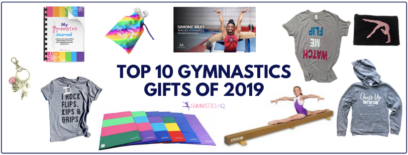 Top 10 Gymnastics gifts of 2019