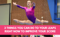 3 Things You Can Do To Your Leaps Right Now to Improve Your Score