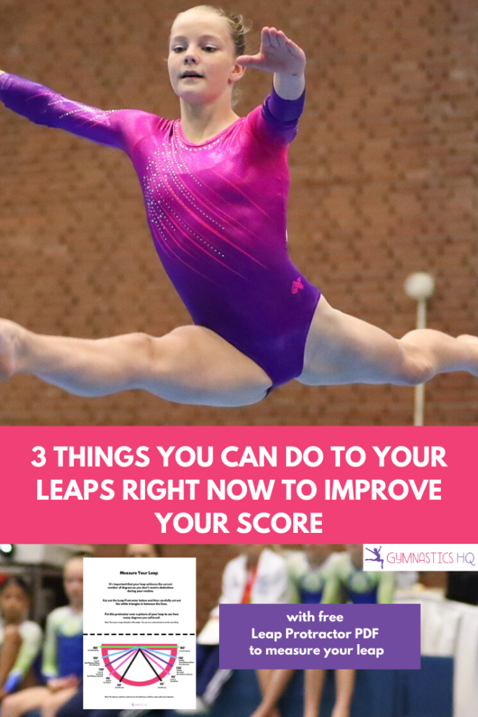 how to improve your leaps so you can score higher