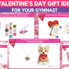 5 Valentine's Day Gift Ideas For That Special Gymnast In Your Life