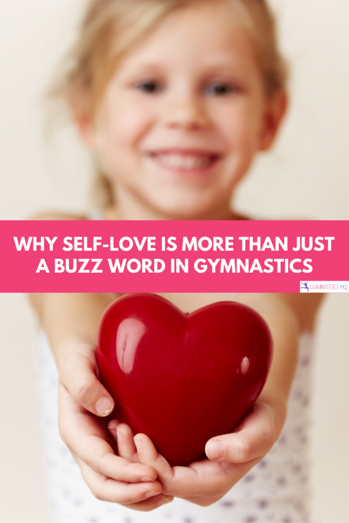 Self-love in gymnastics with free challenge