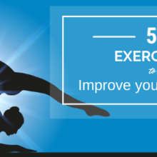 5 Exercises to Improve your Flexibility