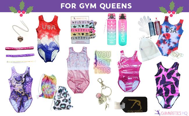 gymnastics gifts 2019 gym queen