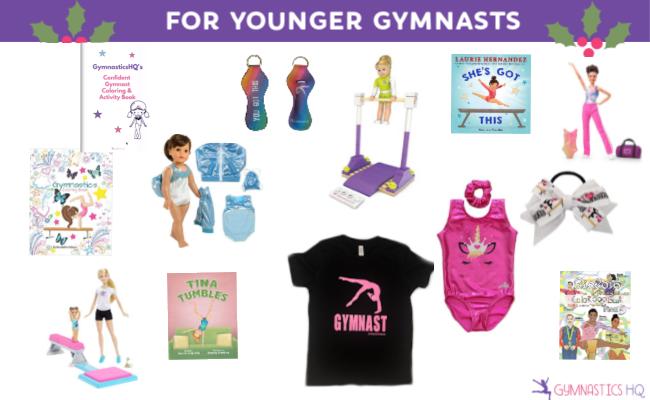 gymnastics gifts 2019 younger gymnast