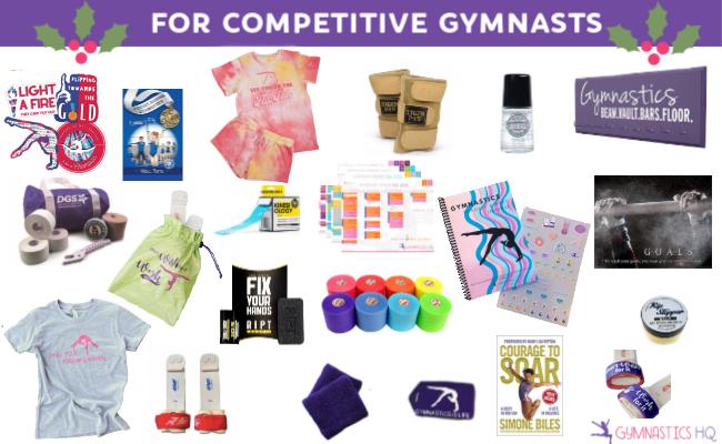 gymnastics gifts competitive gymnasts