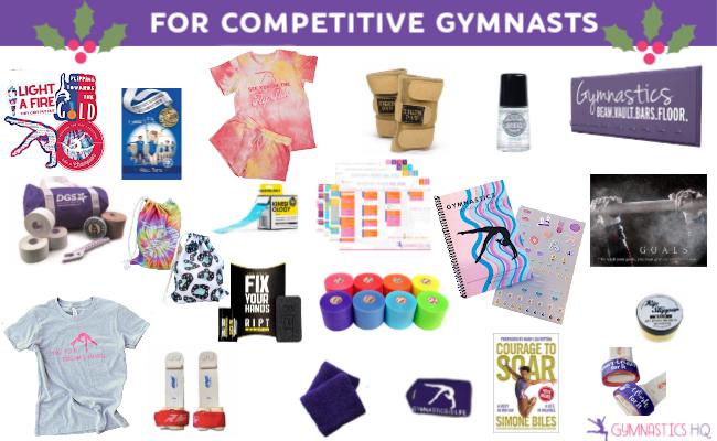 gymnastics gifts competitive gymnasts 2019