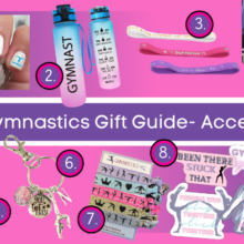 2020 Gymnastics Gift Guide- Best Gifts for your Gymnast