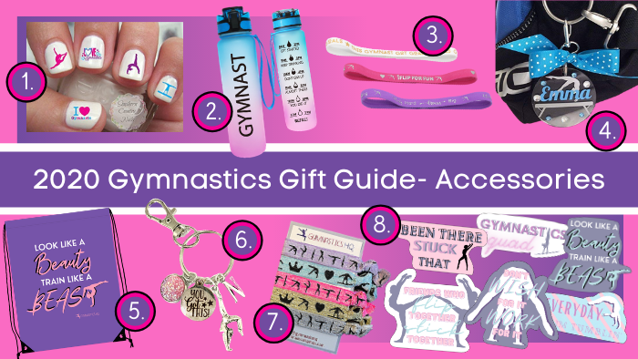gymnastics gifts 2020 accessories