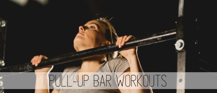 pull up bar workout