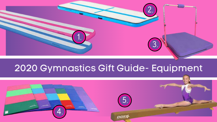 gymnastics gifts equipment