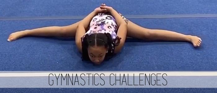 gymnastics challenges