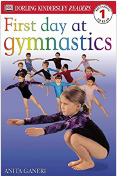 gymnastics books first day