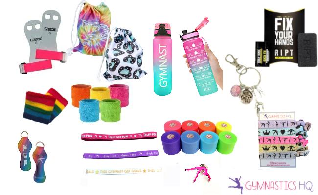 gymnast gift accessories