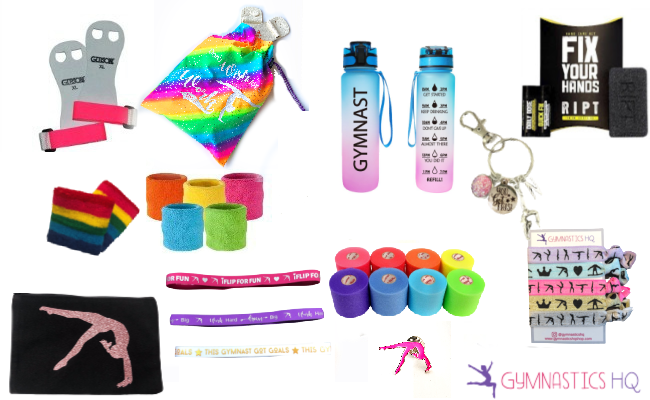 gymnastics gifts accessories