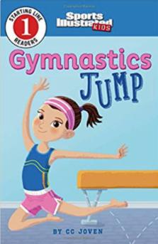 gymnastics books gymnastics jump