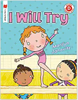 i will try gymnastics book