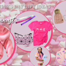 Valentine's Day Gift Ideas for Gymnasts: 2021 Edition