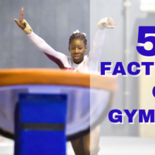 5 Quick Facts About Gymnastics at The 2020 Olympics