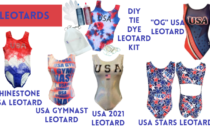 Gymnastics USA Gift Guide